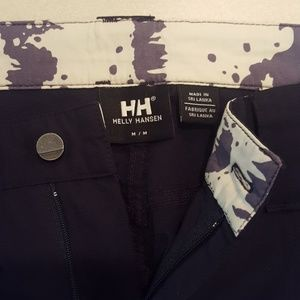 Helly Hanson Hiking Outdoors Camping Capris